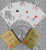 marked cards, Modiano Golden Trophy
